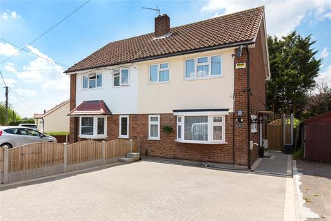 3 bedroom semi-detached house for sale - Cranham Gardens, Upminster, RM14