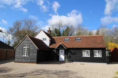2 bedroom barn conversion for sale - Mill Green Road, Fryerning, Ingatestone, Essex, CM4