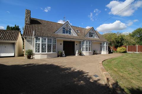 4 bedroom detached house for sale - Brentwood Road, Bulphan, Upminster, Essex, RM14