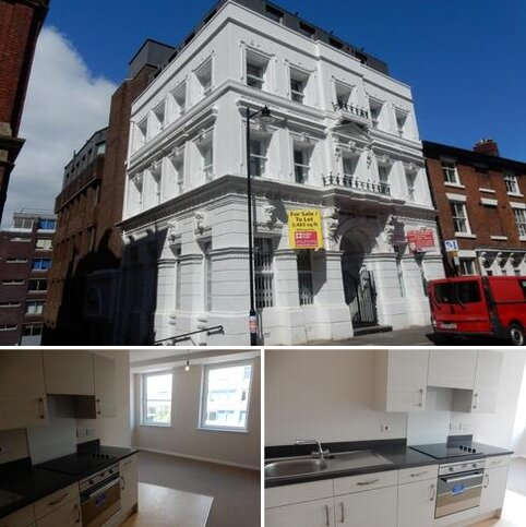 1 bedroom flat for sale - 44 Bank Street, City Centre, Sheffield, S1