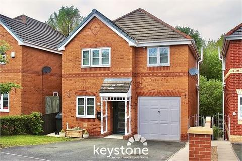 4 bedroom detached house for sale - Ffordd Kinderley, Connah's Quay, Flintshire. CH5 4HE