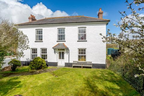 5 bedroom detached house for sale - Hollacombe, Holsworthy, Devon