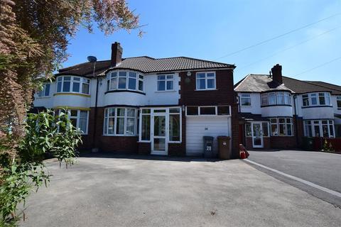 4 bedroom semi-detached house for sale - Braemar Road, Solihull, B92 8BU
