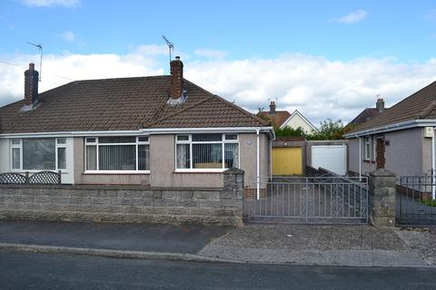 2 bedroom semi-detached bungalow for sale - Clyne View, Killay, Swansea, City and County of Swansea. SA2 7EA