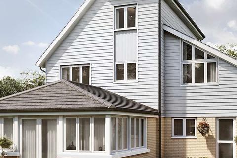 4 bedroom detached house for sale - Plot 27, The Hawkinge at Grasslands, Grassland, Capel-Le-Ferne, Folkestone, Kent CT18