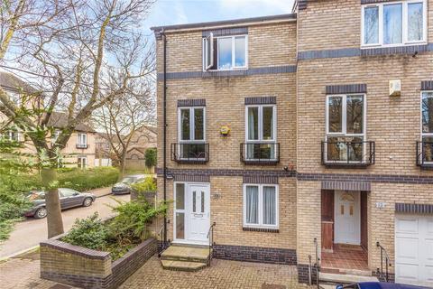 4 bedroom townhouse for sale - Hurley Crescent, London, SE16