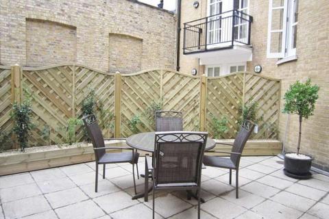2 bedroom ground floor flat to rent - Woods Mews London W1K