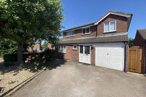 4 bedroom detached house for sale - Ludlow Close, Oadby, LE2