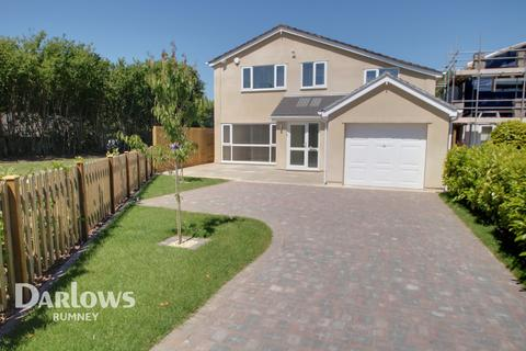 4 bedroom detached house for sale - Wernfawr Lane, Cardiff
