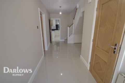 4 bedroom detached house for sale - Wernfawr Lane, Cardiff