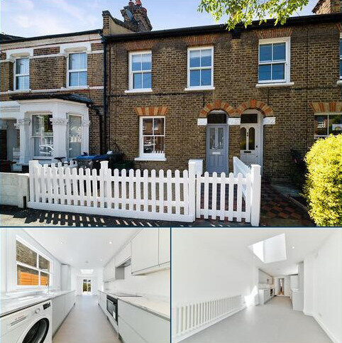 2 bedroom terraced house to rent - Newton Road, Wimbledon, London, SW19