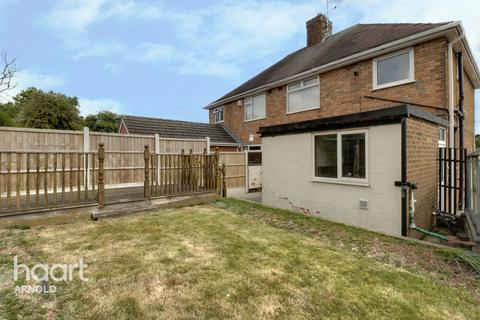 3 bedroom semi-detached house for sale - Cedar Grove, Nottingham