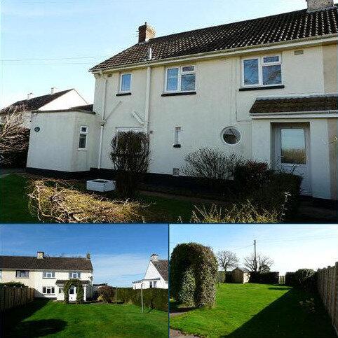3 bedroom semi-detached house to rent - Moorview, Pennymoor, Tiverton EX16