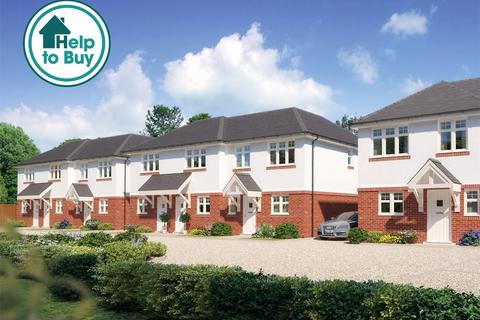 2 bedroom terraced house for sale - Catherine Close, Parkstone, POOLE, Dorset