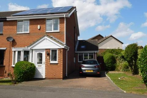 3 bedroom semi-detached house for sale - SPRINGSTON ROAD, NAISBERRY PARK, HARTLEPOOL