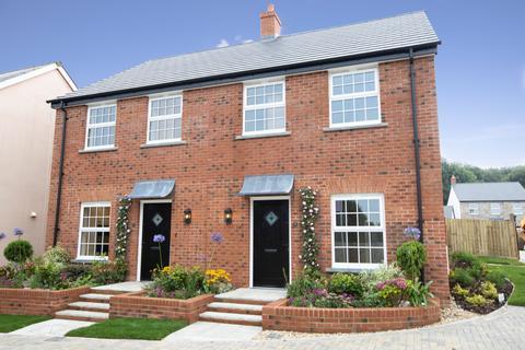 3 bedroom semi-detached house for sale - Plots 37 Rose Cottage, Foxglove Lane, Fremington