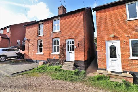2 bedroom semi-detached house to rent - Castle Lane, Hadleigh, Ipswich, Suffolk, IP7 6DE