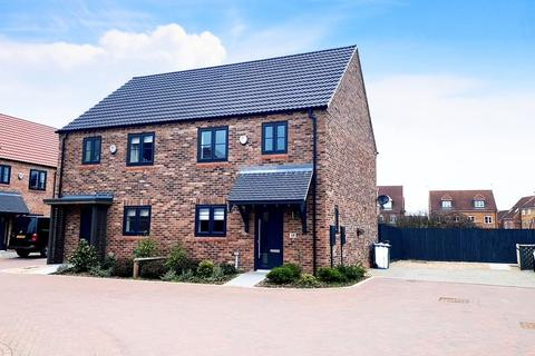 3 bedroom semi-detached house to rent - Hawfinch Meadows, Retford