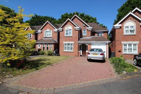 4 bedroom detached house to rent - The Holdens, Hall Green