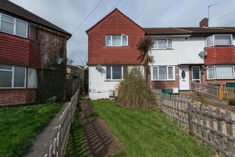 2 bedroom end of terrace house for sale - Buckhurst Avenue, Carshalton