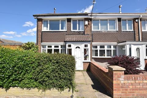 3 bedroom end of terrace house for sale - Edgeworth Crescent, Fulwell