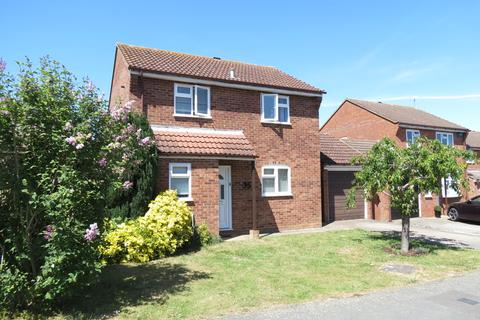 3 bedroom detached house for sale - Lowry Way, Stowmarket