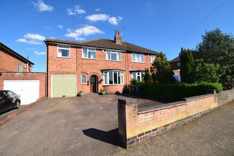 4 bedroom semi-detached house for sale - Station Road, Thurnby, Leicester