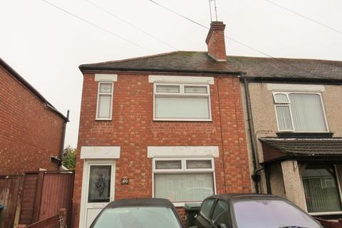 2 bedroom end of terrace house to rent - Treherne Road, Radford, Coventry