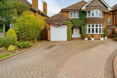 3 bedroom detached house for sale - Manor Road, Dorridge