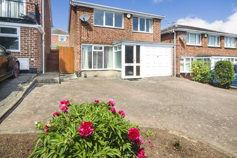 3 bedroom detached house for sale - Hartland Drive, Sunnyhill