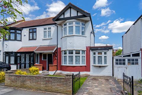 3 bedroom end of terrace house for sale - Ridgeway Gardens, Redbridge