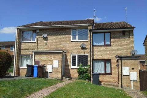 2 bedroom townhouse to rent - Meadowcroft Rise, Westfield, Sheffield, S20 8EP