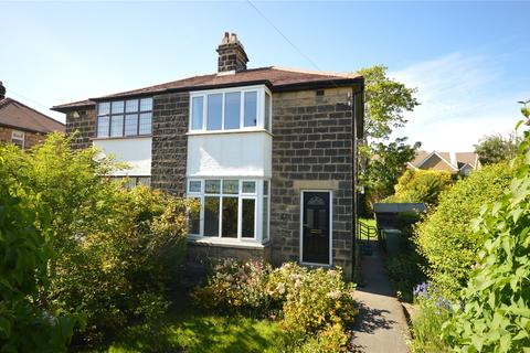3 bedroom semi-detached house for sale - Renton Avenue, Guiseley, Leeds, West Yorkshire