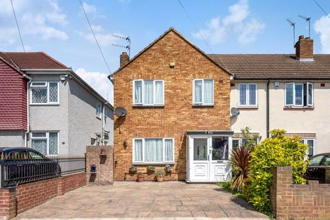 3 bedroom end of terrace house for sale - Holbeach Gardens, Sidcup, DA15 8QW