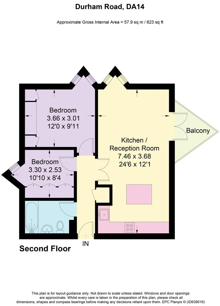Floorplan: Maple Court...