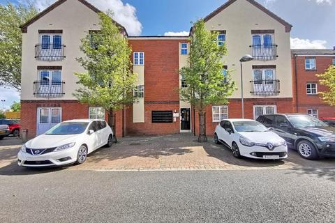 1 bedroom flat for sale - MANORHOUSE CLOSE, WALSALL, WEST MIDLANDS, WS1 4PB