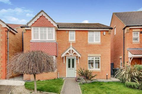 4 bedroom detached house for sale - Dilston Grange, Wallsend - Four Bedroom Detached House