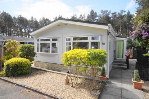2 bedroom park home for sale - Sunnyside Park, Ringwood Road, St Ives, Ringwood