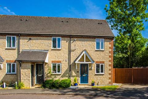2 bedroom end of terrace house for sale - Wharfside Place, Buckingham