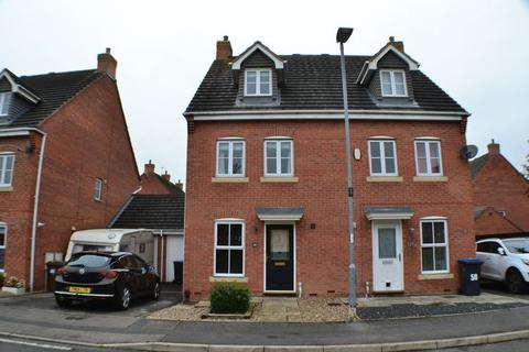 3 bedroom semi-detached house to rent - Russett Close, Leicester