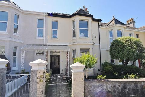 4 bedroom terraced house for sale - Hermitage Road, Plymouth. A Spacious Family Home in Mannamead.