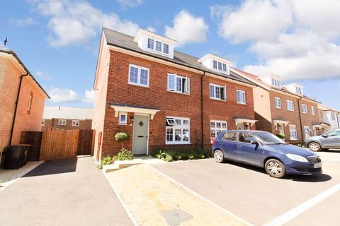 4 bedroom semi-detached house for sale - Mallard Crescent, Caddington Woods