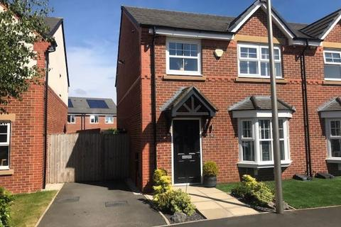 4 bedroom semi-detached house for sale - Colliers Way, Leigh, WN7 4BE