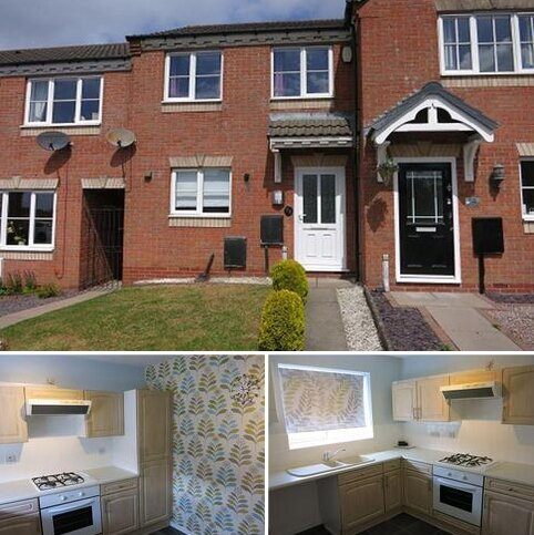 2 bedroom house to rent - Richborough Drive, Dudley