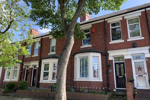 2 bedroom house for sale - Queen Alexandra Road West, North Shields