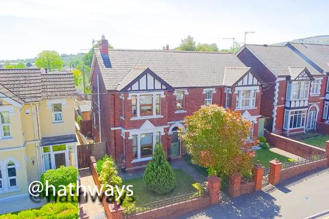 3 bedroom semi-detached house for sale - Station Road, Pontnewydd, Cwmbran