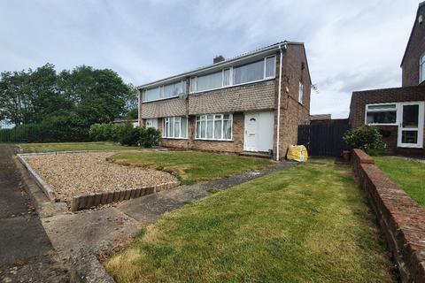 3 bedroom semi-detached house for sale - Hanover Walk, Newcastle upon Tyne