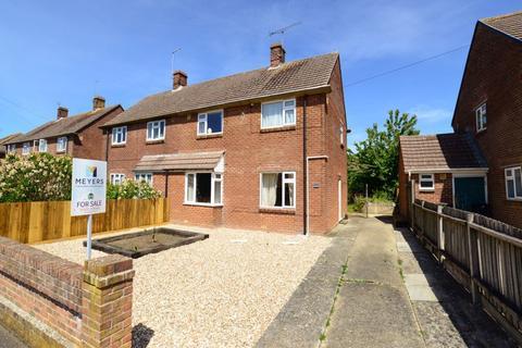 3 bedroom semi-detached house for sale - Coburg Road, Dorchester, DT1