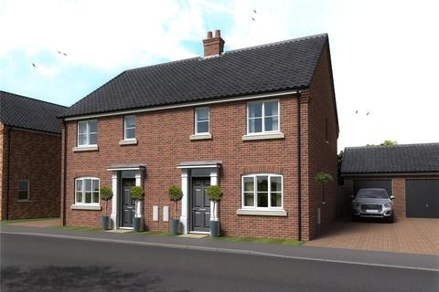 3 bedroom semi-detached house for sale - Plot 30, The Cricketers, Holt Road, Horsford, NR10
