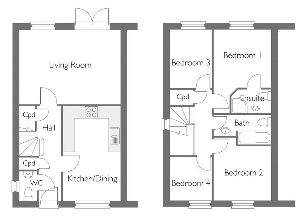 Floorplan: The Bairstow